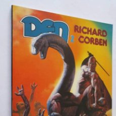 Cómics: RICHARD CORBEN DEN 2. Lote 51317117
