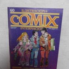 Fumetti: ILUSTRACION + COMIX INTERNACIONAL Nº 60. Lote 51457646