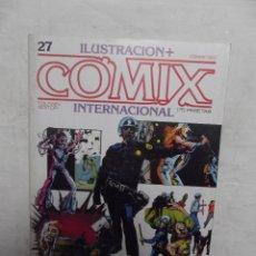 Cómics: ILUSTRACION + COMIX INTERNACIONAL Nº 27. Lote 51457874