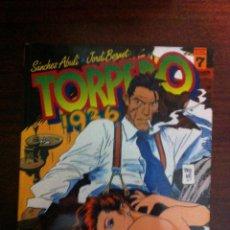 Cómics: TORPEDO TOMO 7 DE SÁNCHEZ ABULI - JORDI BERNET / TOUTAIN EDITOR 1988. Lote 51460760