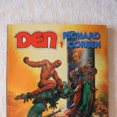 Cómics: RICHARD CORBEN DEN 1 TOUTAIN. Lote 51526126