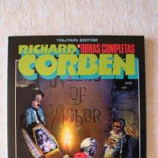 Cómics: RICHARD CORBEN EDGAR ALLAN POE OBRAS COMPLETAS 4. Lote 51526373