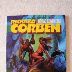 Cómics: RICHARD CORBEN UNDERGROUND TODAVIA OBRAS COMPLETAS 11 COMO NUEVO. Lote 51526703