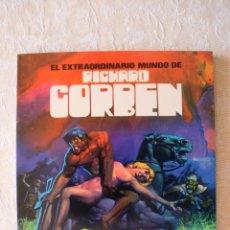 Cómics: EL EXTRAORDINARIO MUNDO DE RICHARD CORBEN COMO NUEVO. Lote 51526878