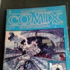 Fumetti: COMIX INTERNACIONAL Nº 7 - TOUTAIN EDITOR. Lote 51600721