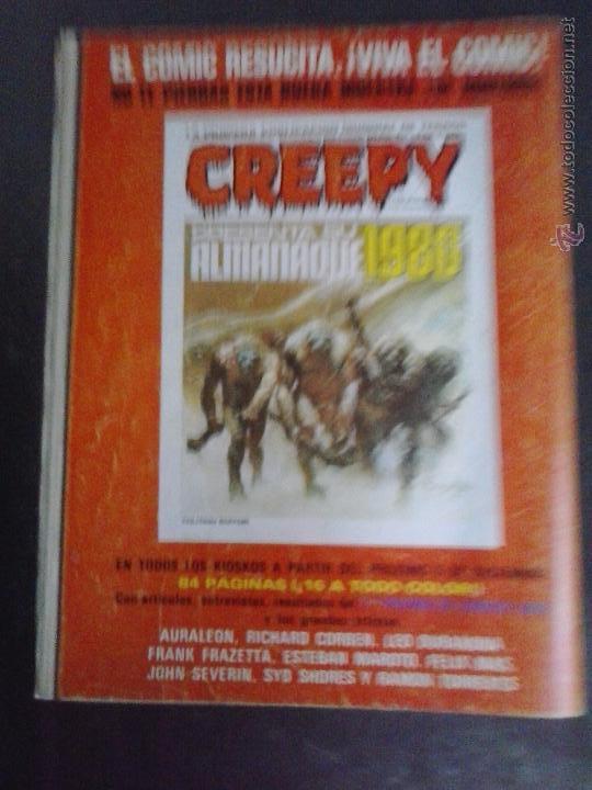 Cómics: CREEPY Nº 70 - TOUTAIN EDITOR - Foto 2 - 51678623