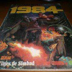 Cómics: 1984 - Nº 10 - 2ª EDICIÓN - TOUTAIN EDITOR - 1984 - 150 PTAS.. Lote 51779313