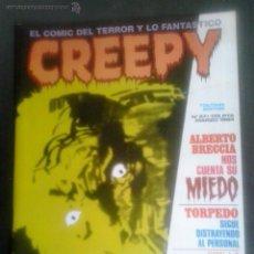 Fumetti: CREEPY Nº 57 - TOUTAIN EDITOR. Lote 51939581