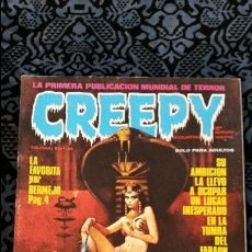 Cómics: CREEPY N° 4 TOUTAIN EDITOR. Lote 52287335