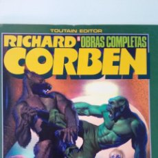 Cómics: RICHARD CORBEN, ROWLF Y OTRAS HISTORIAS (TOUTAIN EDITOR). Lote 52636604
