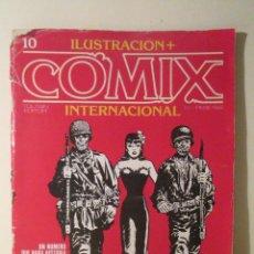 Cómics: ILUSTACION + COMIX INTERNACIONAL Nº 10. --- ARTICULO EN LIQUIDACION---. Lote 52641888
