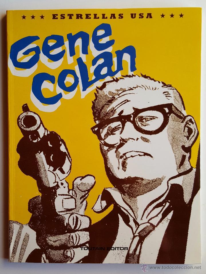 GENE COLAN - ESTRELLAS USA, ED.1991 TOUTAIN EDITOR (Tebeos y Comics - Toutain - Otros)