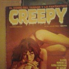 Fumetti: CREEPY Nº 37 - TOUTAIN EDITOR. Lote 52905151