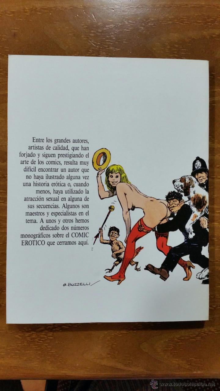 Cómics: COMIX INTERNACIONAL EXTRA Nº 18 Nº 57-58-59 NUEVO - Foto 2 - 52948054
