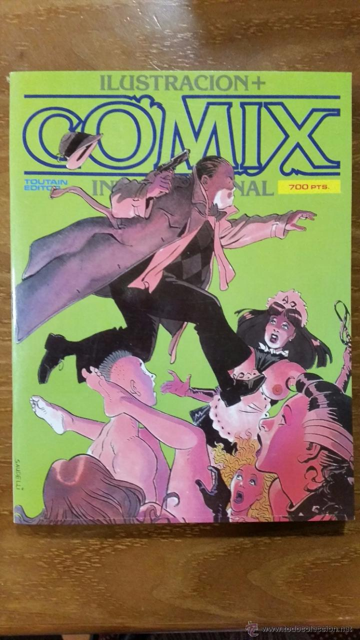 COMIX INTERNACIONAL EXTRA Nº 21 Nº 67-68-69 NUEVO (Tebeos y Comics - Toutain - Comix Internacional)