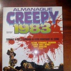 Cómics: CREEPY : ALMANAQUE 1983. Lote 52954933