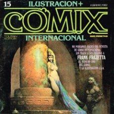 Comics: REVISTA COMIX INTERNACIONAL 15.TOUTAIN EDITOR.. Lote 52970589