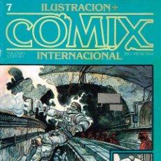Comics: REVISTA COMIX INTERNACIONAL 7 .TOUTAIN EDITOR.. Lote 52970683