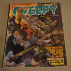 Cómics: CREEPY, Nº 34. LITERACOMIC.. Lote 53084286