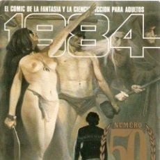 Cómics: CÓMIC 1984 Nº 50. Lote 53169281