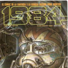 Cómics: CÓMIC 1984 Nº 60. Lote 53274629
