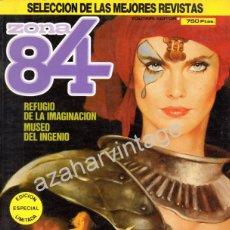 Cómics: COMIC ZONA 84 EDICION ESPECIAL LIMITADA EN MUY BUEN ESTADO DE CONSERVACIÓN.. Lote 53398901
