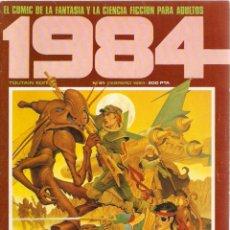 Comics: CÓMIC 1984 Nº 61. Lote 53473078