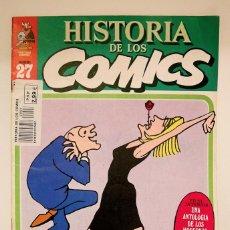 Cómics: HISTORIA DE LOS COMICS - TOUTAIN FASCÍCULO Nº 27. Lote 53816713