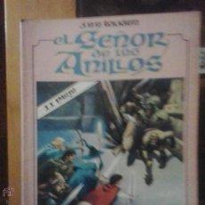 Cómics: EL SEÑOR DE LOS ANILLOS II PARTE - TOUTAIN EDITOR - IMPRESO EN ITALIA 1980. Lote 184793222