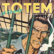 Cómics: TOTEM EL COMIX Nº 10 ED.TOUTAIN NUEVA ÉPOCA.CÓMIC EN EXCELENTE ESTADO. Lote 54093327