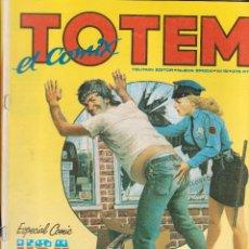 Cómics: TOTEM EL COMIX Nº 19 ED.TOUTAIN NUEVA ÉPOCA.CÓMIC EN BUEN ESTADO. Lote 54093473