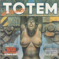 Cómics: TOTEM EL COMIX Nº 20 ED.TOUTAIN NUEVA ÉPOCA.CÓMIC EN MUY BUEN ESTADO. Lote 54093491
