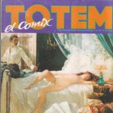 Cómics: TOTEM EL COMIX Nº 30 ED.TOUTAIN NUEVA ÉPOCA.CÓMIC EN BUEN ESTADO. Lote 54093586