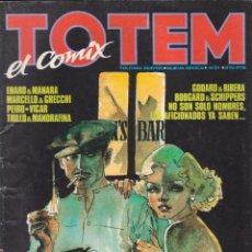 Cómics: TOTEM EL COMIX Nº 31 ED.TOUTAIN NUEVA ÉPOCA.CÓMIC EN MUY BUEN ESTADO. Lote 54093609