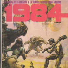 Cómics: 1984. Nº 51. TOUTAIN 1983. (ST). Lote 235053915