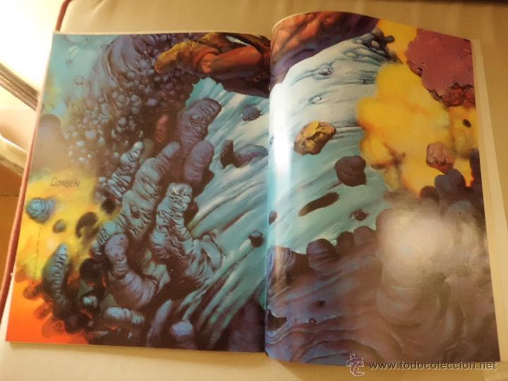 CREEPY Nº DOCE 12 POSTER R. CORBEN TOUTAIN (Tebeos y Comics - Toutain - Creepy)