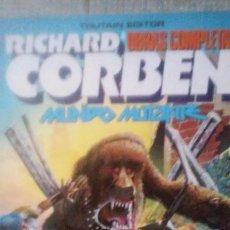 Cómics: RICHARD CORBEN OBRAS COMPLETAS. Lote 54453829
