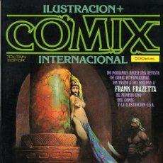 Cómics: COMIC. COMIX INTERNACIONAL. EXTRA Nº 4. Lote 55065417