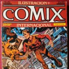 Cómics: COMIX INTERNACIONAL Nº 42-43-44. Lote 55807015