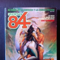 Comics : REVISTA ZONA 84 RETAPADO. CONTIENE NUMERO 50, 51, 52 - TOUTAIN ED.. Lote 55813874