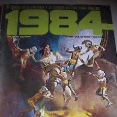 Cómics: 1984. Nº: 42.. Lote 55881826