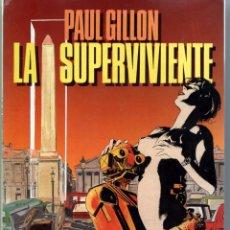 Fumetti: PAUL GUILLON LA SUPERVIVIENTE 2 VOLUMENES (EL HEREDERO). TOUTAIN. Lote 56002993