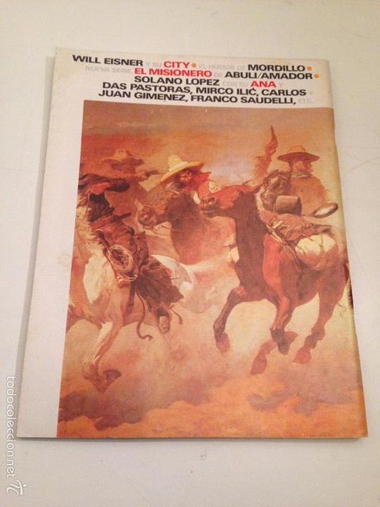 Cómics: COMIX INTERNACIONAL Nº 34. TOUTAIN 1983. - Foto 2 - 56008623