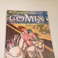 Cómics: COMIX INTERNACIONAL Nº 35. TOUTAIN 1983. WILL EISNER, DAS PASTORAS, FRANCO SAUDELLI, MORDILLO. Lote 56008638
