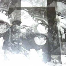 Cómics: ZONA 84. LOS 4 FOTOLITOS ORIGINALES QUE COMPONEN LA PORTADA DEL Nº 74. CORBEN. Lote 56047670