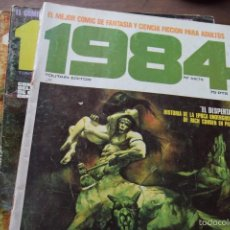Cómics: LOTE DE 14 NUMEROS DE 1984, TOUTAIN, 1978-1983 (VER DESCRIPCION). Lote 56224856