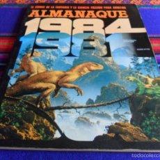 Comics: 1984 ALMANAQUE 1981. TOUTAIN EDITOR 220 PTS. BUEN ESTADO.. Lote 56503241