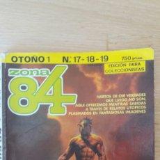 Cómics: ZONA 84. Lote 56587933