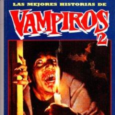 Cómics: LAS MEJORES HISTORIAS DE VAMPIROS 2. JOYAS DE CREEPY. TOUTAIN EDITOR. Lote 56656314
