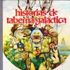 Cómics: HISTORIAS DE TABERNA GALACTICA Y EN UN LUGAR DE LA MENTE 1 Y 2. JOSEP M. BEA. Lote 56668217